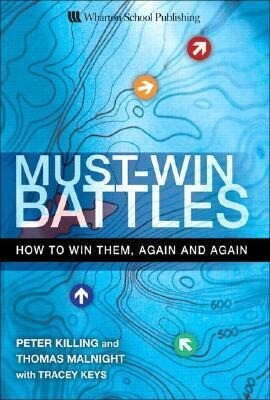 Must-Win Battles: How to Win Them, Again and Again als Buch
