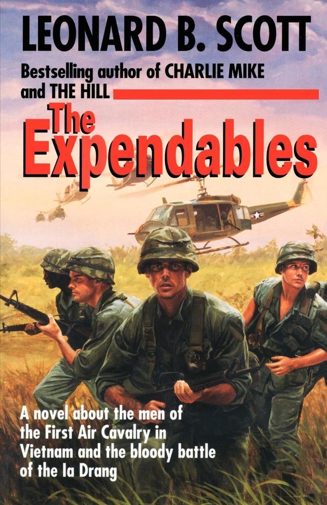 The Expendables als Taschenbuch