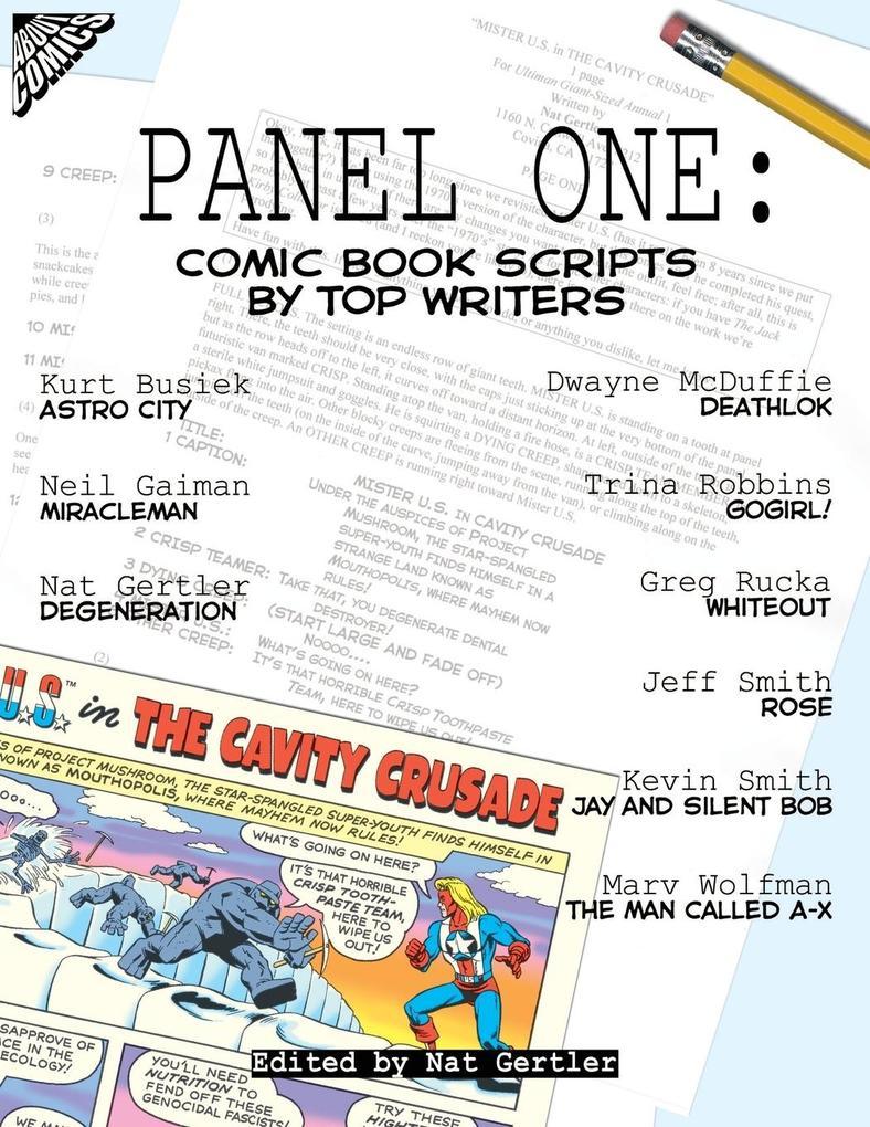 Panel One als Buch