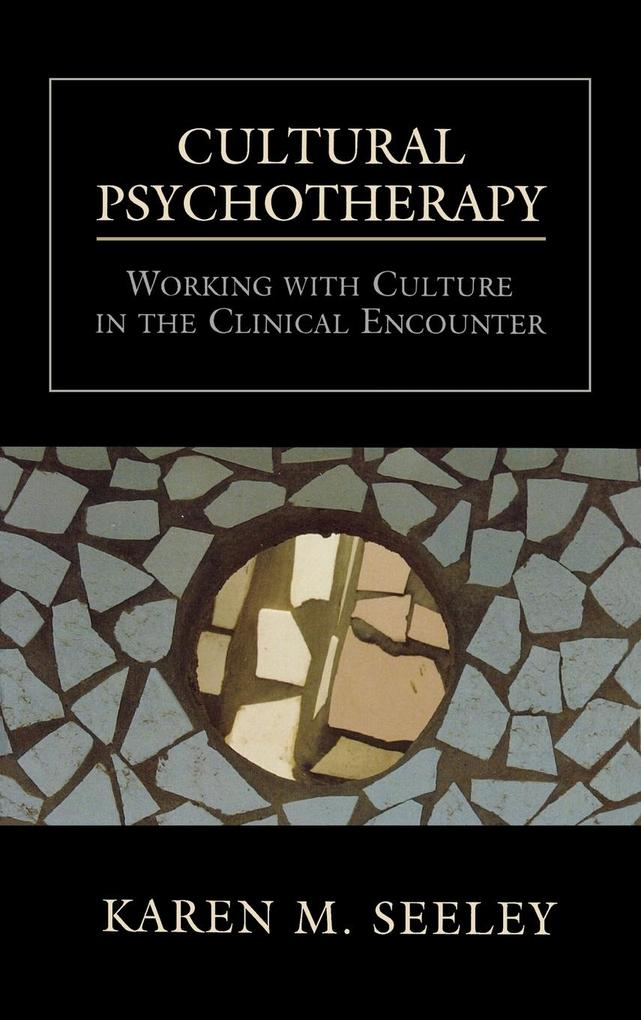 Cultural Psychotherapy als Buch