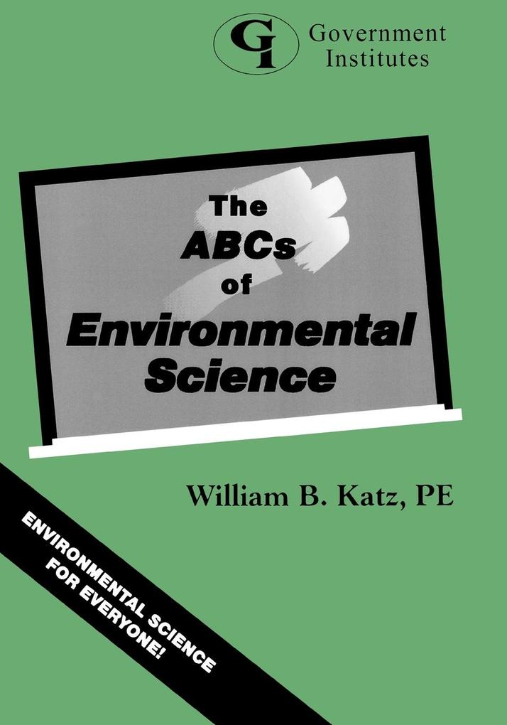 The ABCs of Environmental Science als Taschenbuch