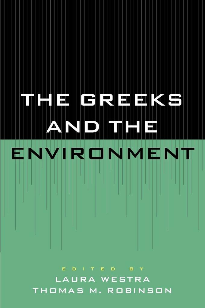 The Greeks and the Environment als Taschenbuch