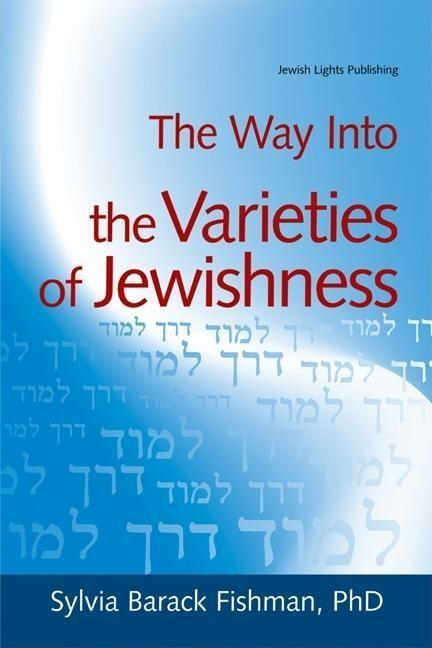 The Way Into the Varieties of Jewishness als Buch