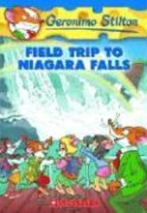 Geronimo Stilton #24: Field Trip to Niagara Falls als Taschenbuch
