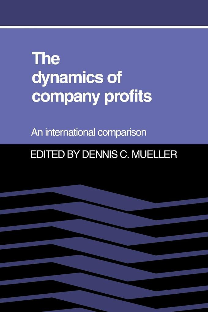 The Dynamics of Company Profits als Buch