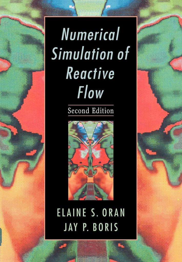 Numerical Simulation of Reactive Flow als Buch