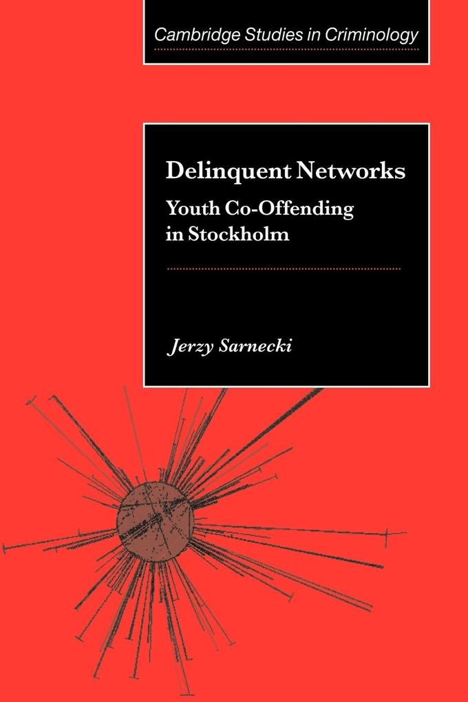 Delinquent Networks: Youth Co-Offending in Stockholm als Buch