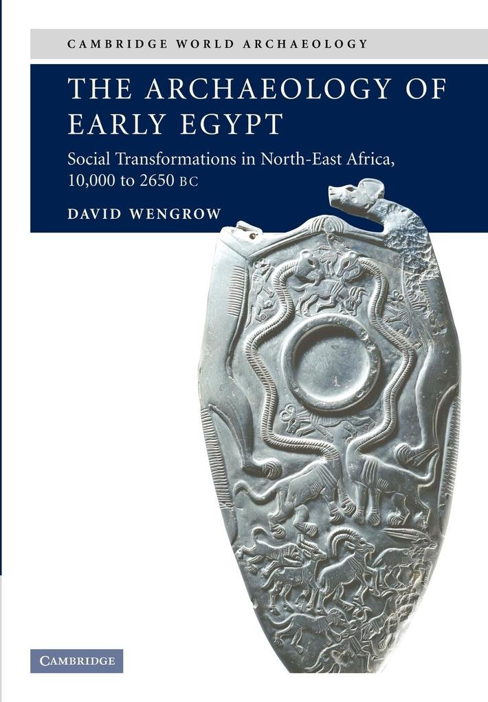The Archaeology of Early Egypt: Social Transformations in North-East Africa, C.10,000 to 2,650 BC als Buch