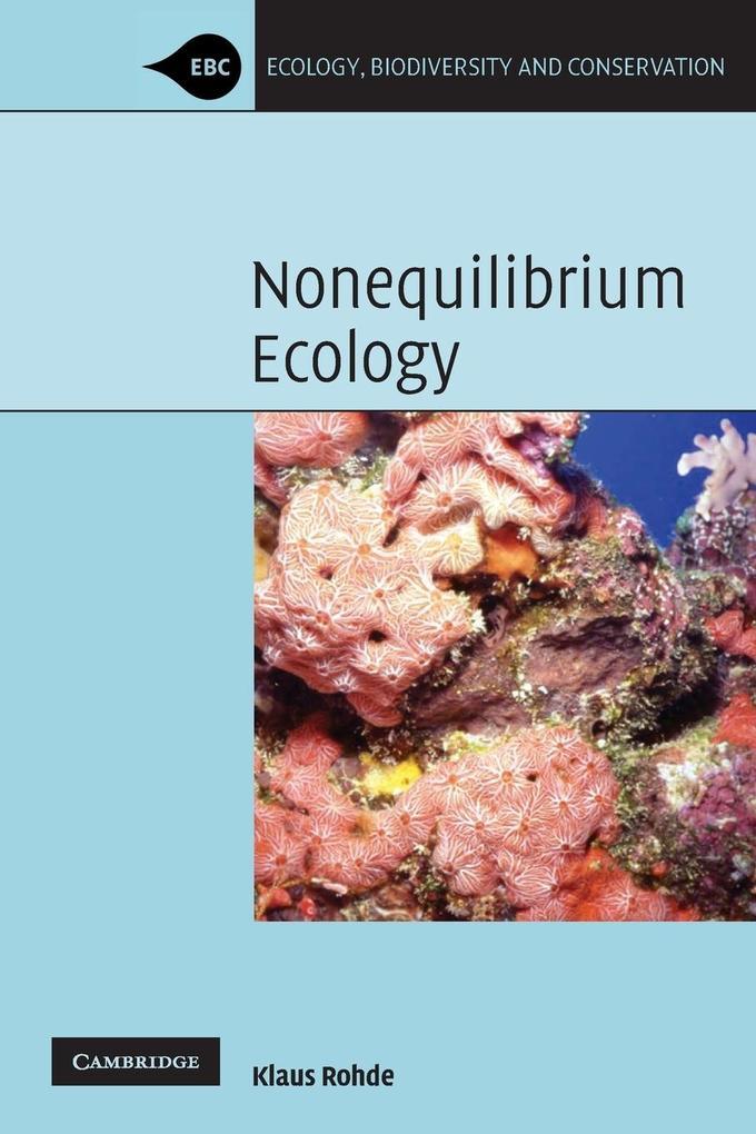 Nonequilibrium Ecology als Taschenbuch