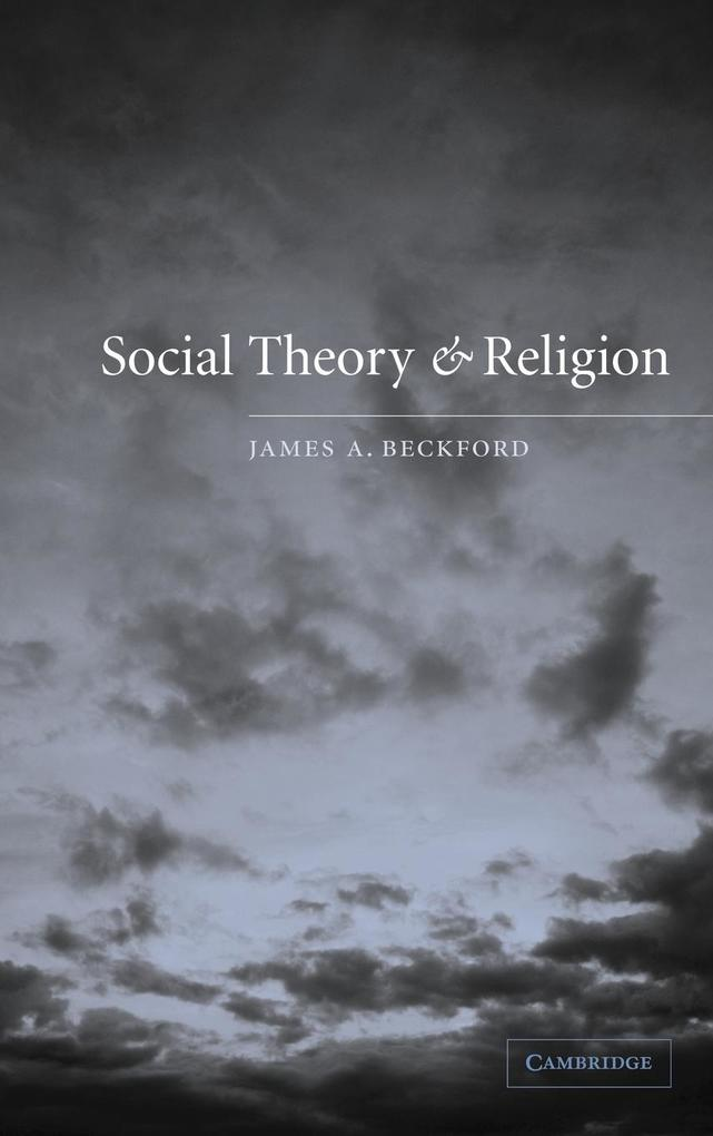 Social Theory and Religion als Buch
