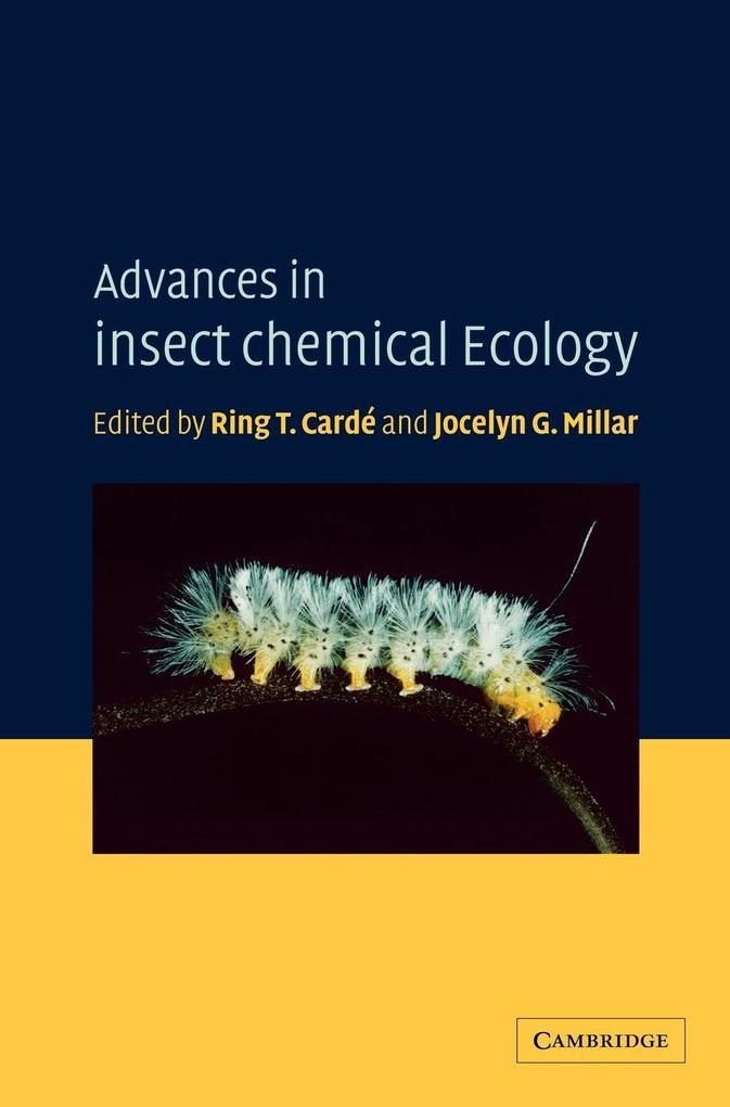 Advances in Insect Chemical Ecology als Buch
