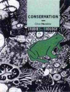 Conservation als Buch