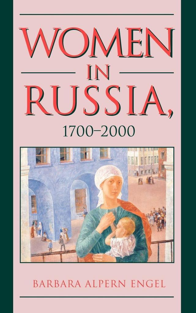 Women in Russia, 1700-2000 als Buch