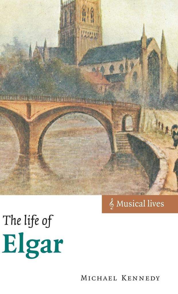 The Life of Elgar als Buch