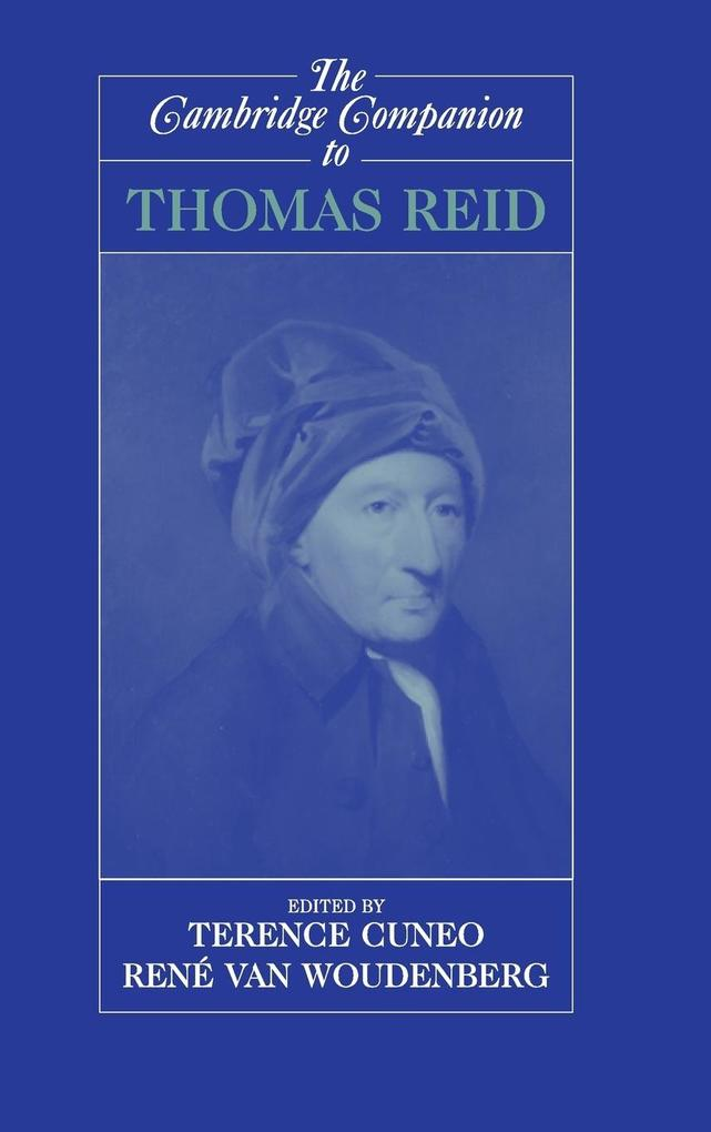 The Cambridge Companion to Thomas Reid als Buch