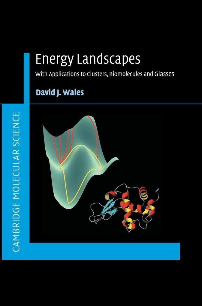 Energy Landscapes: Applications to Clusters, Biomolecules and Glasses als Buch