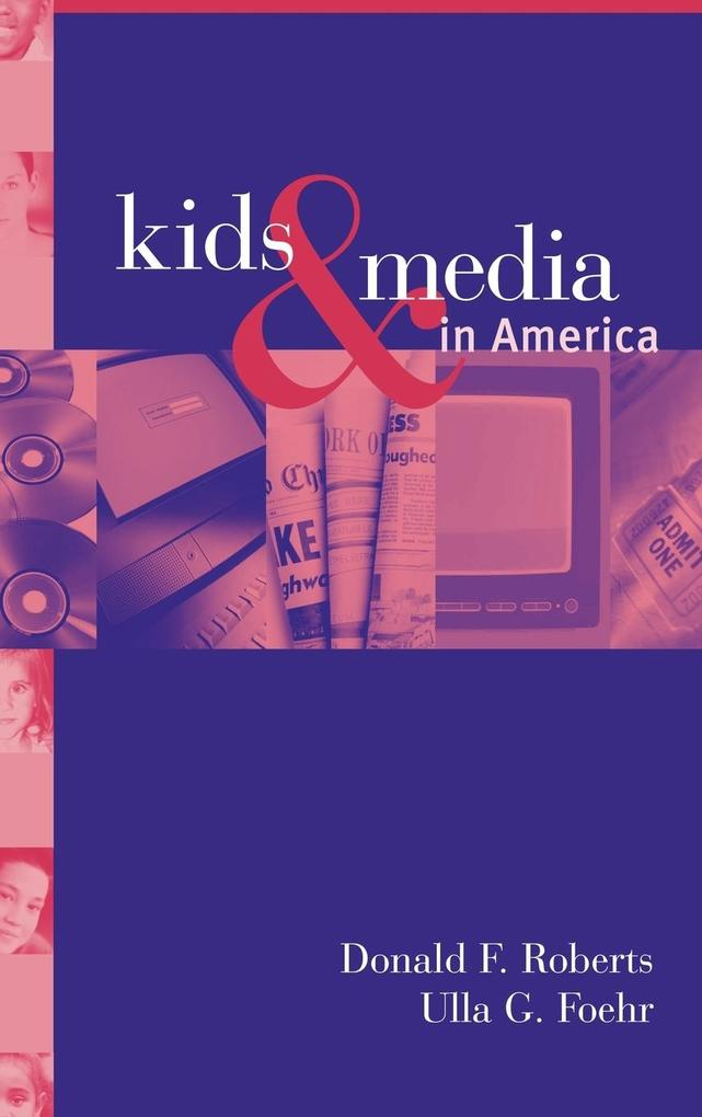 Kids and Media in America als Buch