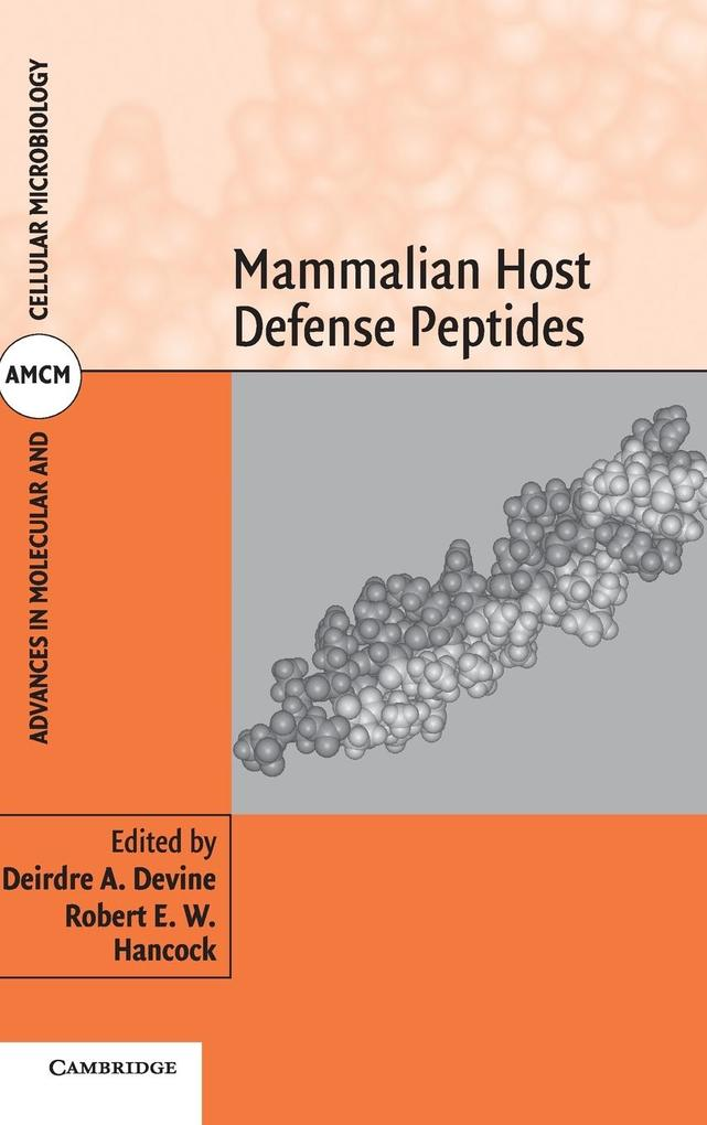 Mammalian Host Defense Peptides als Buch