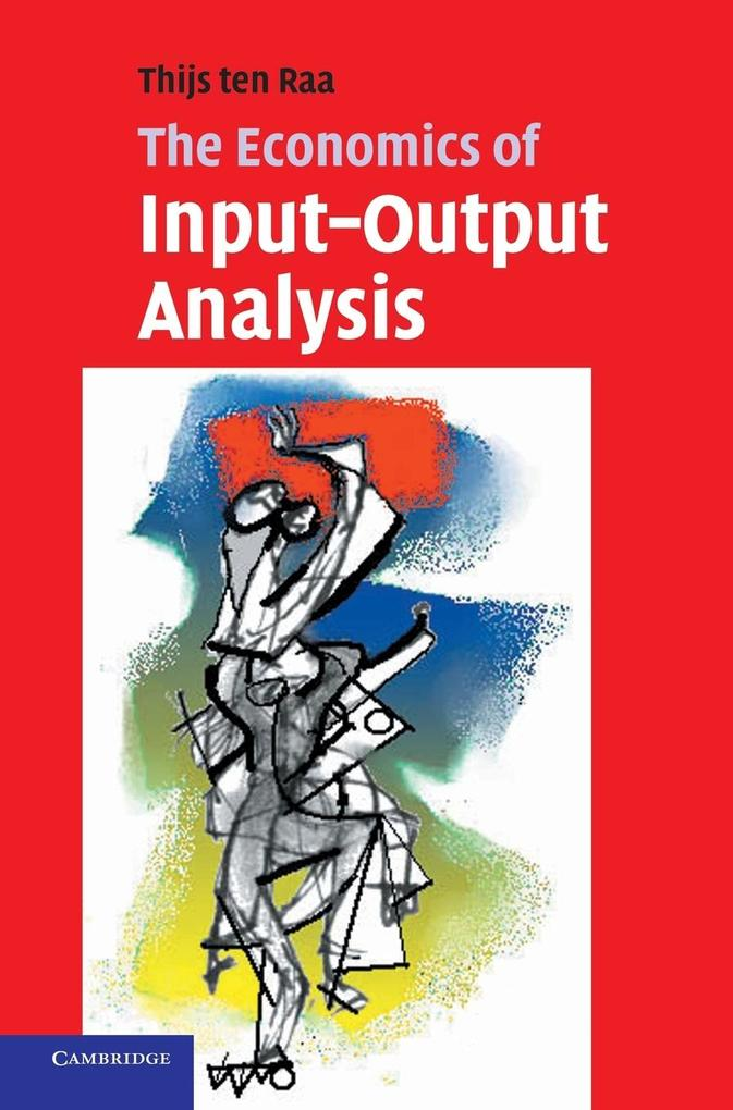 The Economics of Input-Output Analysis als Buch