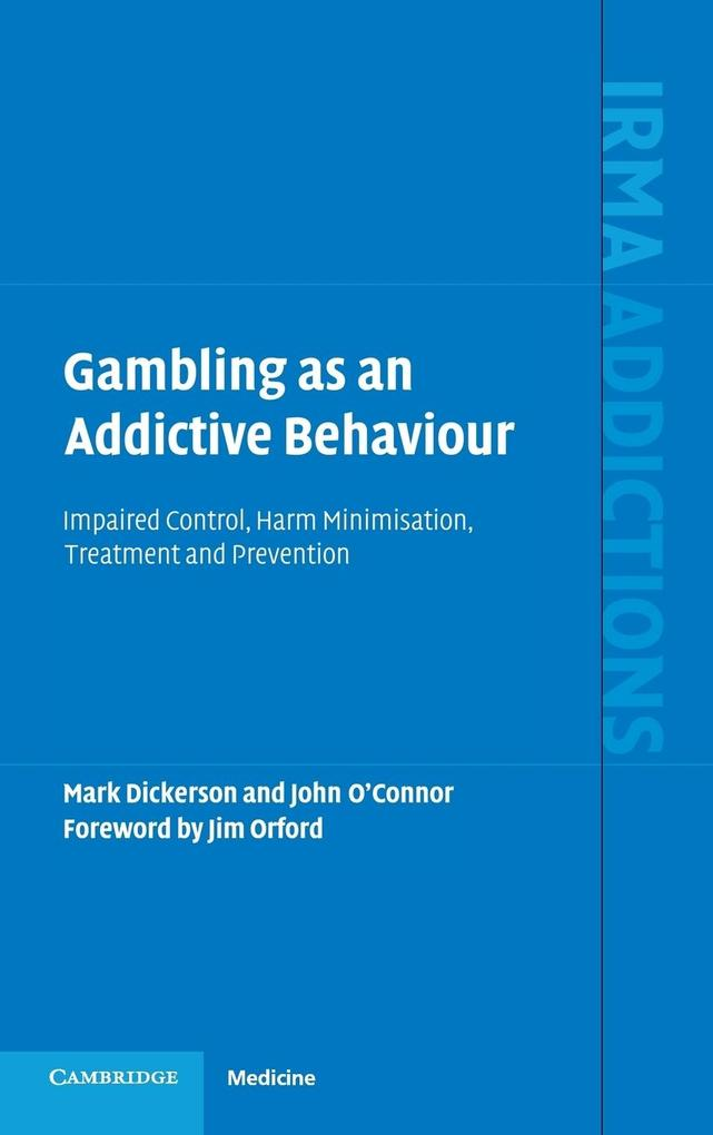 Gambling as an Addictive Behaviour als Buch