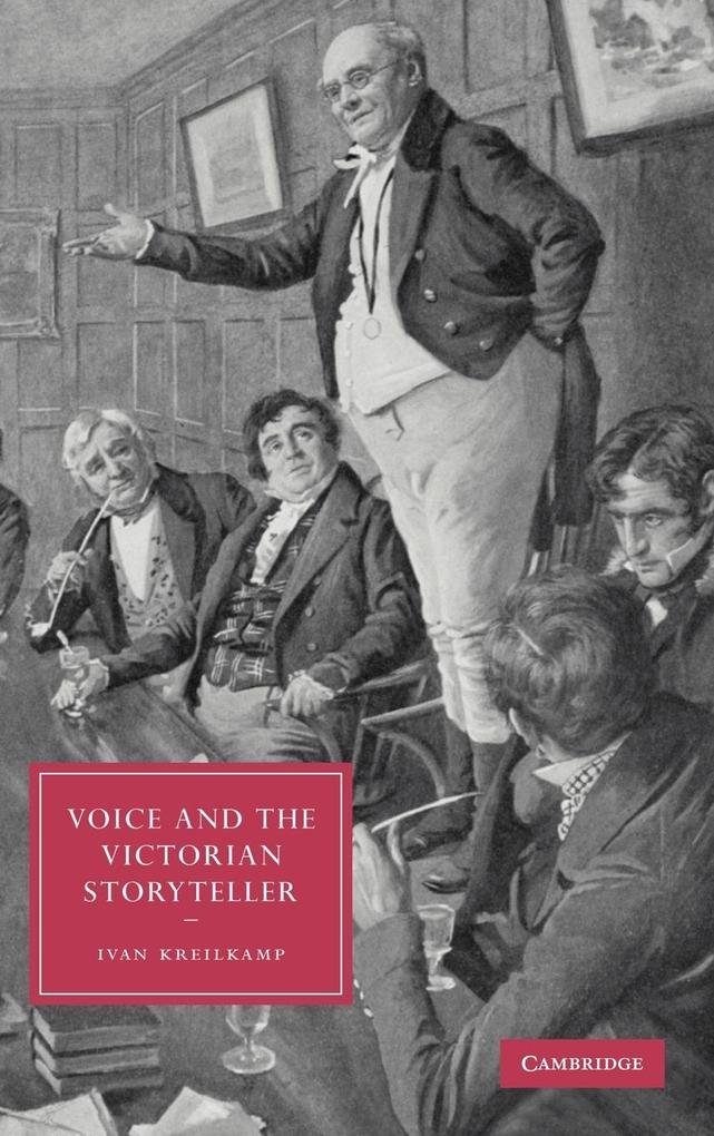 Voice and the Victorian Storyteller als Buch