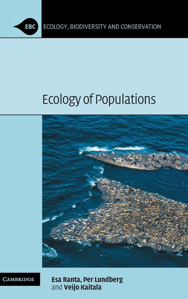 Ecology of Populations als Buch