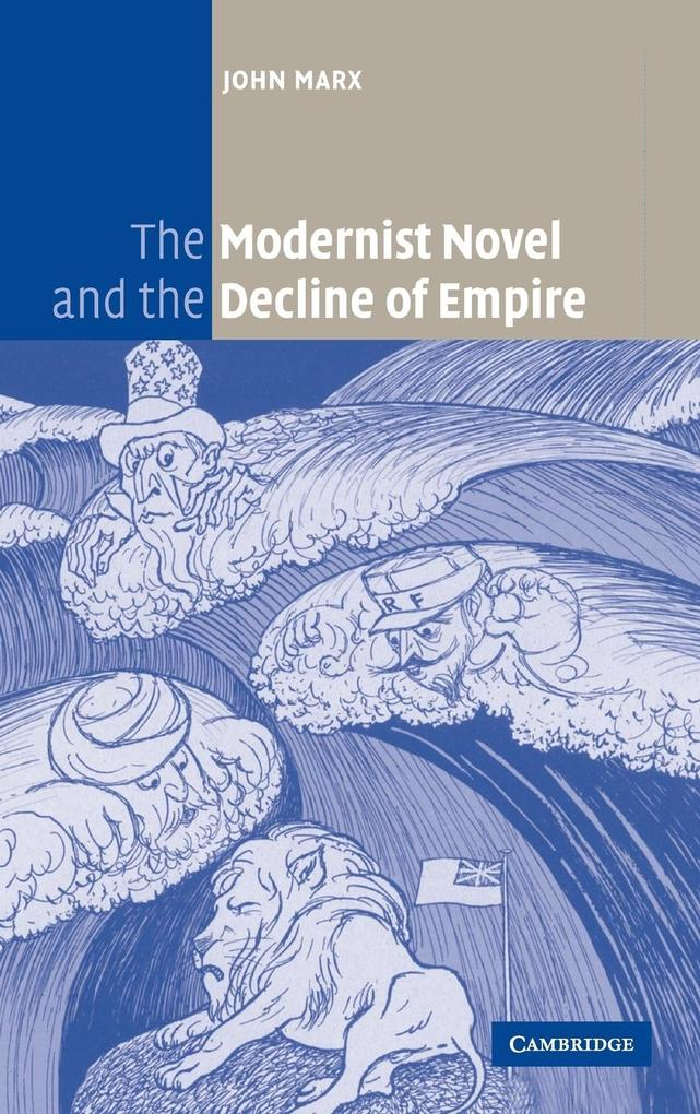 The Modernist Novel and the Decline of Empire als Buch