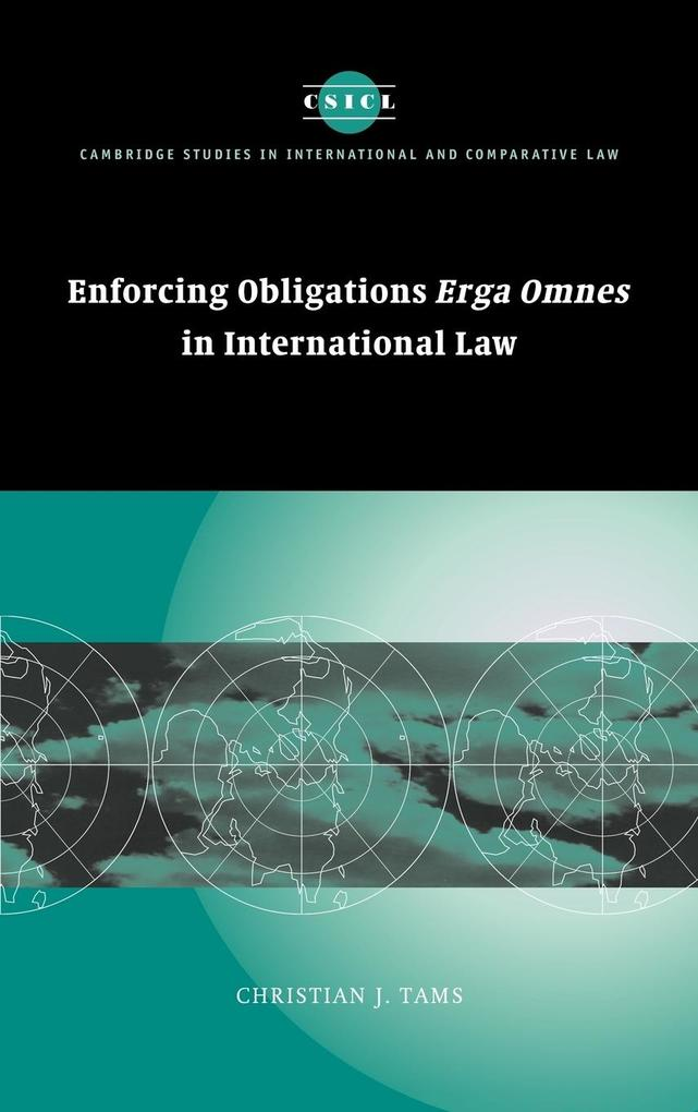 Enforcing Obligations Erga Omnes in International Law als Buch
