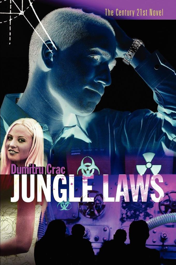 Jungle Laws als Taschenbuch