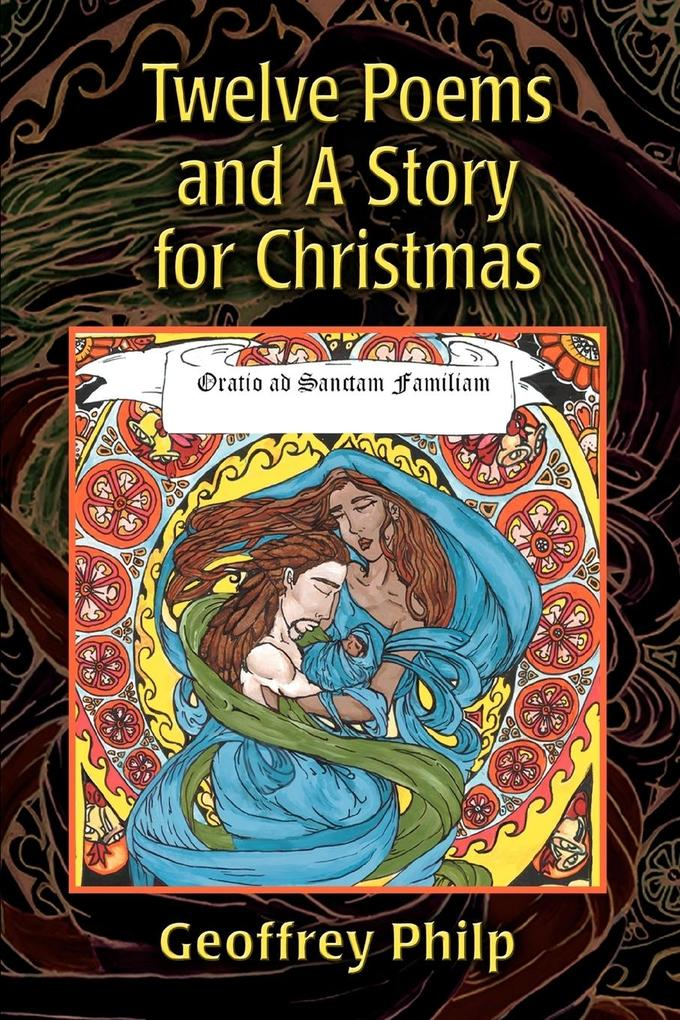 Twelve Poems and a Story for Christmas als Taschenbuch