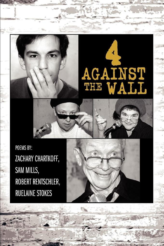 4 Against the Wall als Taschenbuch
