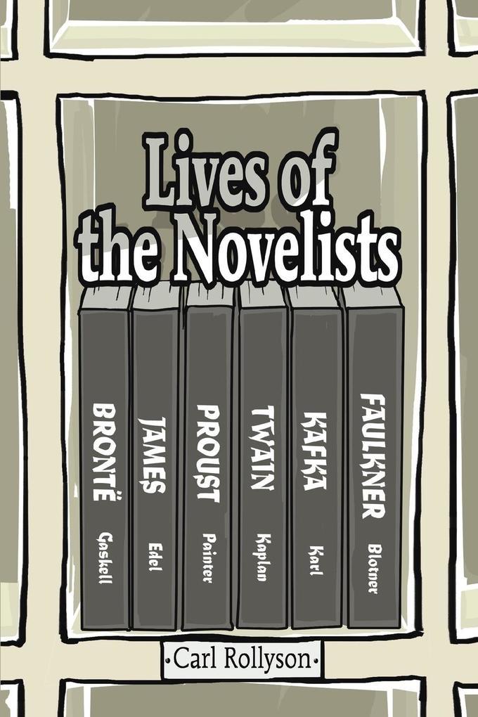 Lives of the Novelists als Taschenbuch