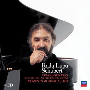 Radu Lupu Spielt Schubert als CD