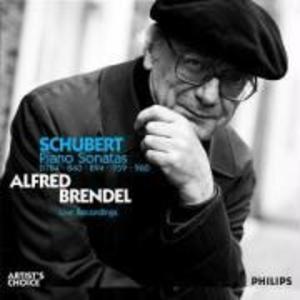 Brendel Spielt Schubert als CD