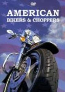 American Bikers And Choppers als DVD