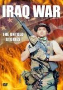 Iraq War: The Untold Stories als DVD