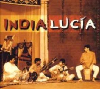 Indialucia als CD