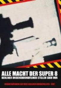 Alle Macht der Super 8 als DVD
