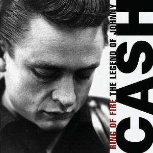 Ring Of Fire: The Legend Of Johnny Cash als CD