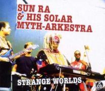 Strange Worlds als CD