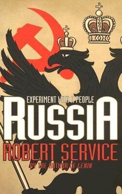 Russia: Experiment with a People als Taschenbuch