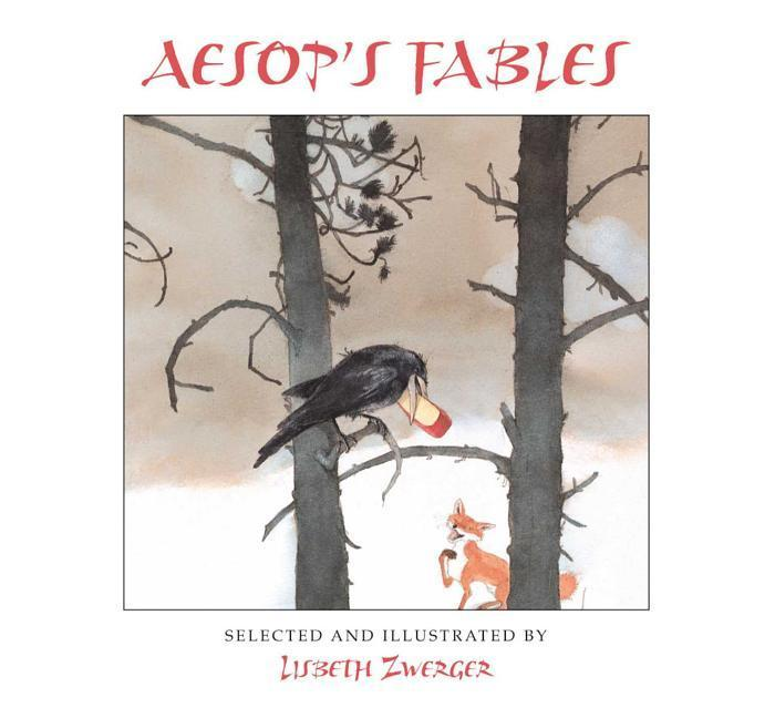 Aesop's Fables als Buch