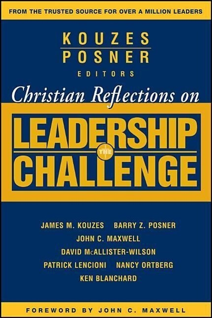 Christian Reflections on the Leadership Challenge als Taschenbuch