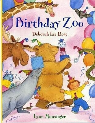 Birthday Zoo als Taschenbuch