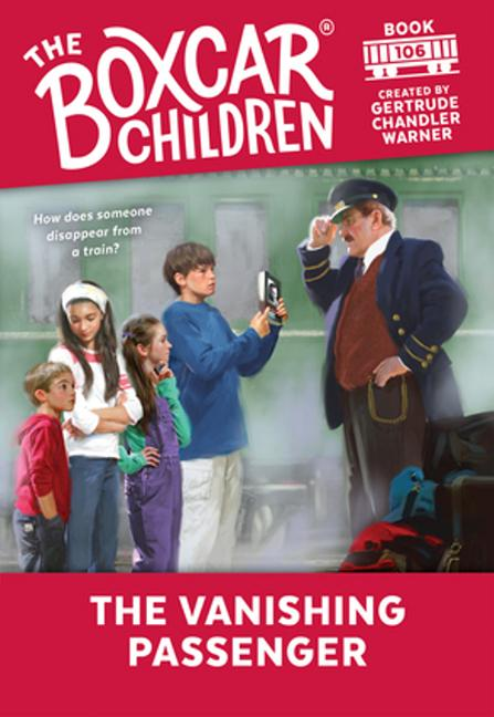 The Vanishing Passenger als Buch