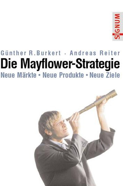 Die Mayflower-Strategie als Buch