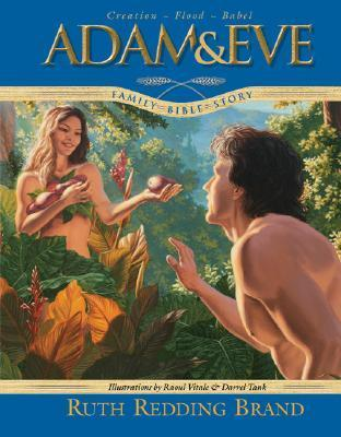 Adam and Eve als Buch