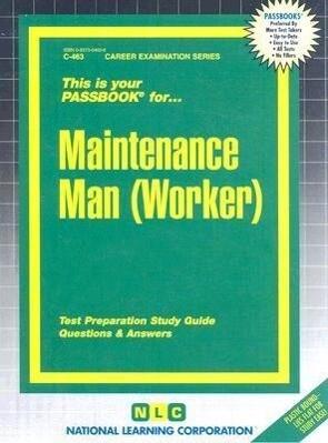 Maintenance Man (Worker) als Taschenbuch
