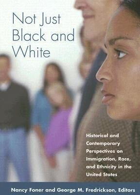Not Just Black and White: Historical and Contemporary Perspectives on Immgiration, Race, and Ethnicity in the United States als Taschenbuch