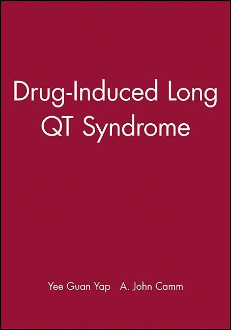 Drug-Induced Long Qt Syndrome als Taschenbuch